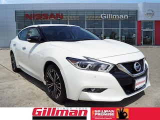 Certified Pre-Owned 2018 Nissan Maxima 4dr Car 0E79083A in Rosenberg, TX