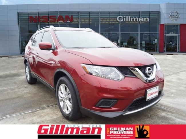 Used 2016 Nissan Rogue SV FWD Sport Utility Rosenberg, TX