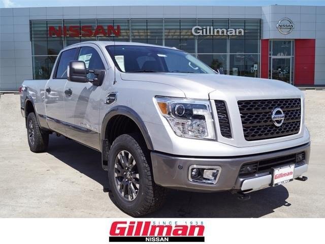 New 2018 Nissan Titan XD PRO 4X Diesel For Sale In Rosenberg, TX | VIN#  1N6BA1F47JN525001