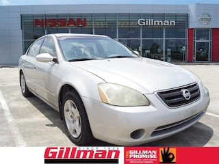 Used 2003 Nissan Altima 2.5 4dr Car E190338A in Rosenberg, TX