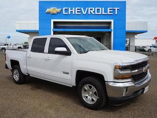 New 2018 Chevrolet Silverado 1500 LT w/1LT Truck Crew Cab in San Benito, TX