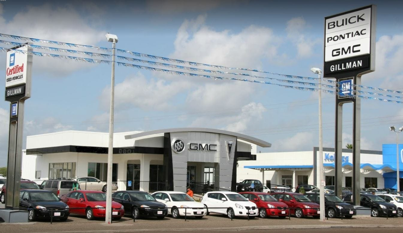 Gillman Chevrolet Buick GMC | New & Used Car Dealer | San