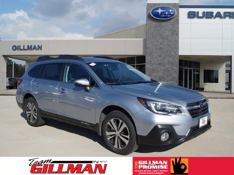 Used 2018 Subaru Outback 2.5i Limited SUV S182108A Houston