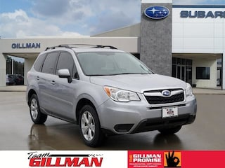Certified Pre-Owned  2016 Subaru Forester 2.5i Premium Panoroof Certified Preowned SUV S191177A in Houston, TX