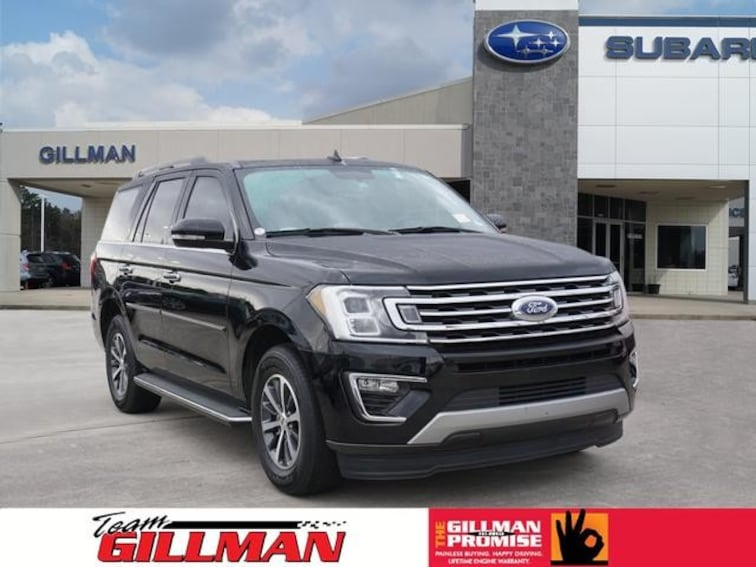 Used 2018 Ford Expedition XLT Navigation Leather Panoroof SUV S191035A Houston