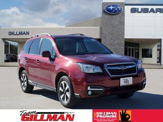 Used 2018 Subaru Forester 2.5i Limited SUV S182009A in Houston, TX
