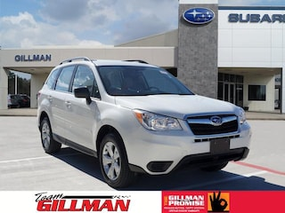 Certified Pre-Owned  2016 Subaru Forester 2.5i SUV S191135A in Houston, TX