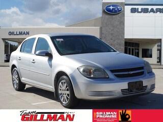 Bargain Used 2010 Chevrolet Cobalt LT Sedan S190245B in Houston, TX