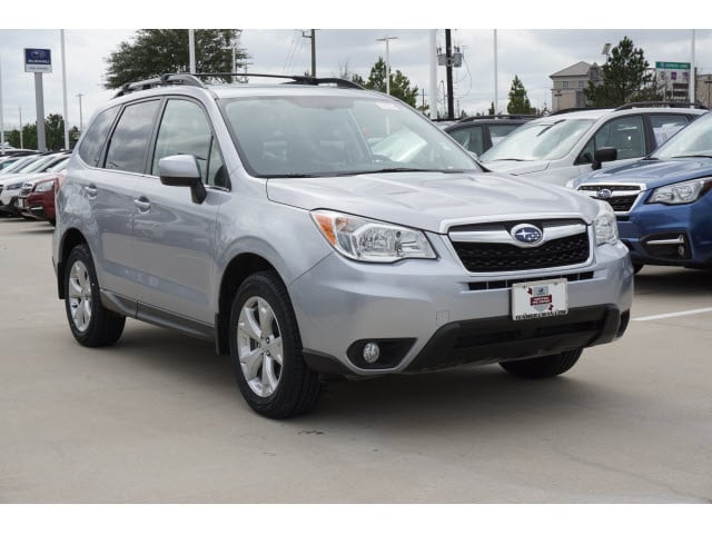 2016 Subaru Forester 2.5i Limited SUV S190752B