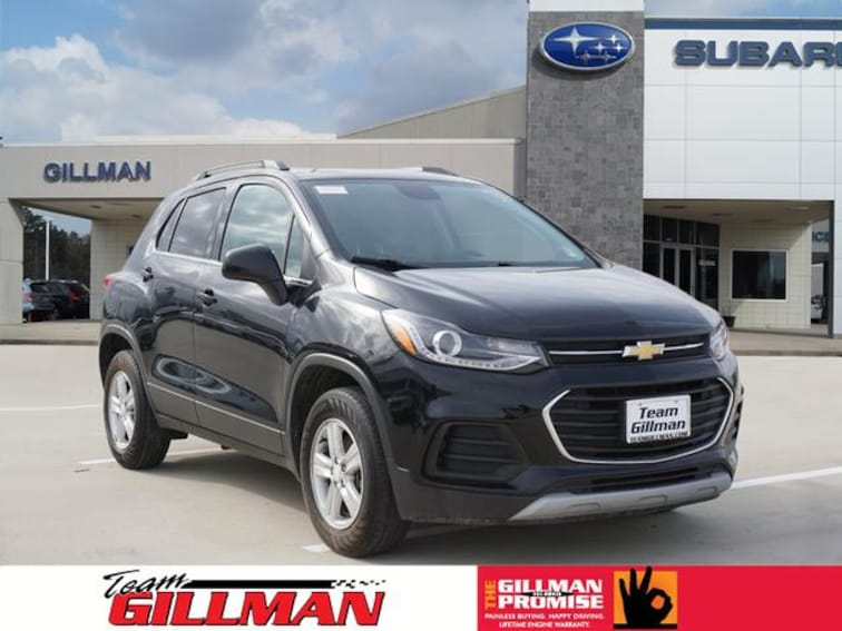 Used 2017 Chevrolet Trax For Sale Houston Tx Vin