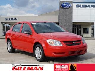 Bargain Used 2008 Chevrolet Cobalt LS Sedan S190913B in Houston, TX