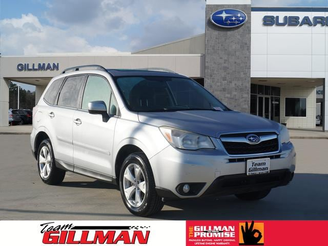 2014 Subaru Forester 2.5i Limited X-Mode Sunroof SUV S191124A