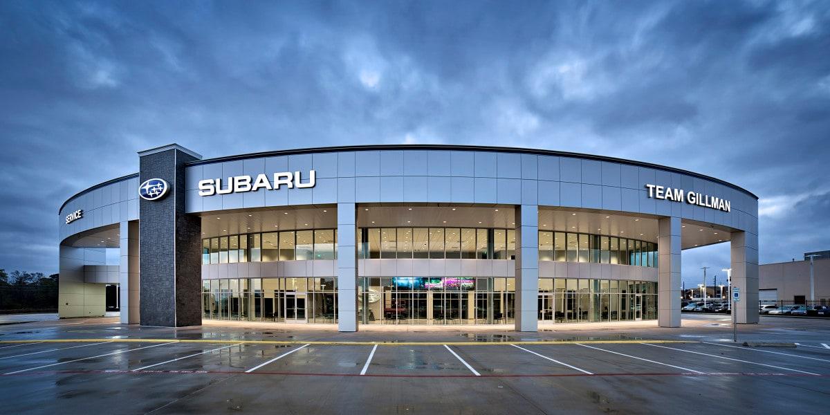 Gillman Subaru North >> New & Used Car Dealership in Houston TX   Gillman Subaru North