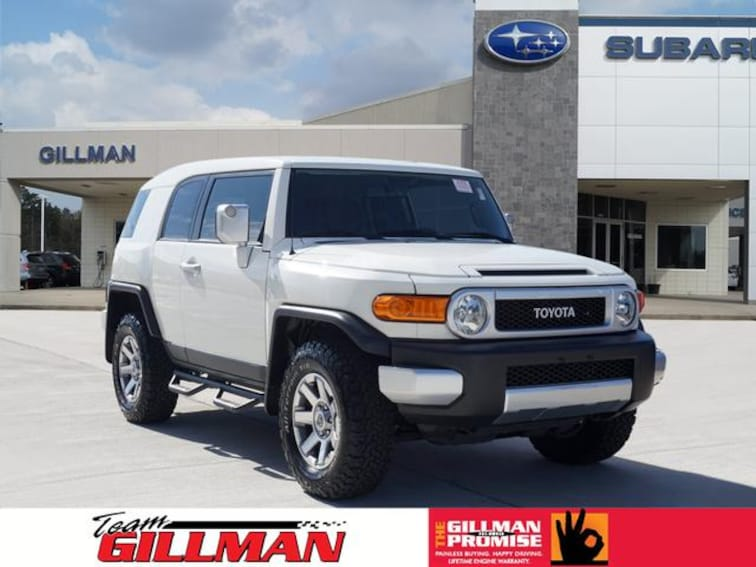 Used 2014 Toyota FJ Cruiser Base SUV S191002A Houston