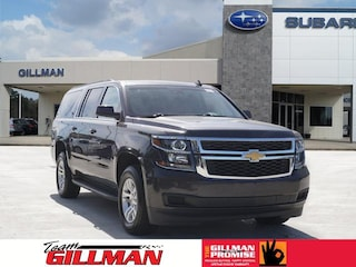Used 2018 Chevrolet Suburban LT 1500 SUV 0S70357A in Houston, TX
