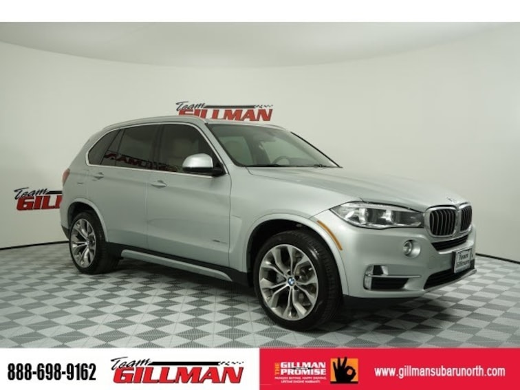 Used 2017 BMW X5 Leather Interior Panoroof N Sdrive35i Leather Interior Panoroof SUV S191522A Houston