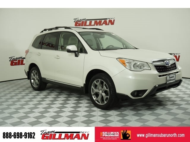 2016 Subaru Forester 2.5i Touring Leather Interior Panoroof Harman Kard SUV S191624A
