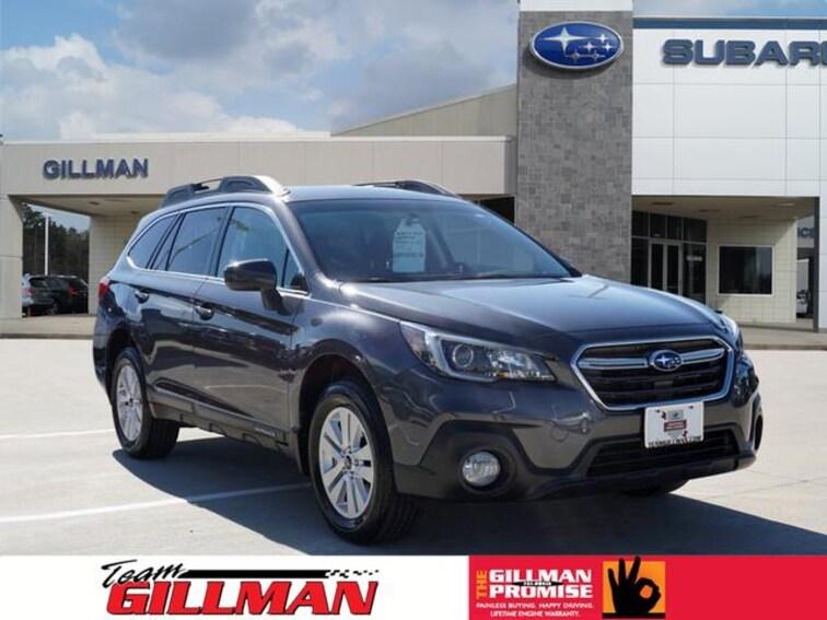 Used 2018 Subaru Outback 2.5i Premium SUV S180959A Houston
