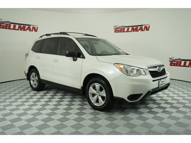 2015 Subaru Forester 2.5i Alloy Wheels SUV S191181A