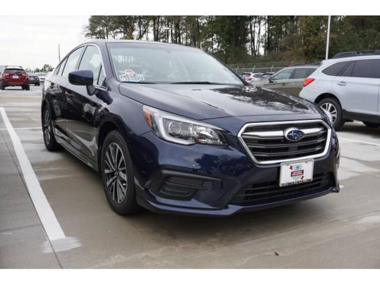 Used 2018 Subaru Legacy 2.5i Premium Sedan S190304A Houston