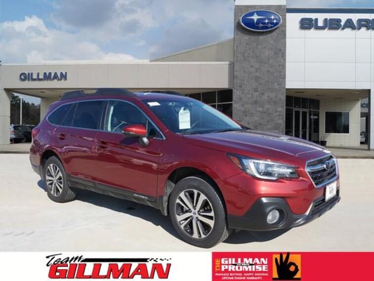 Used 2018 Subaru Outback 2.5i Limited SUV S181981A Houston