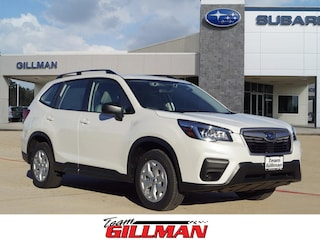 New 2019 Subaru Forester Standard SUV in Houston, TX