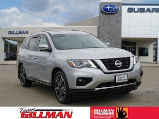 Used 2017 Nissan Pathfinder Platinum SUV S190861A in Houston, TX