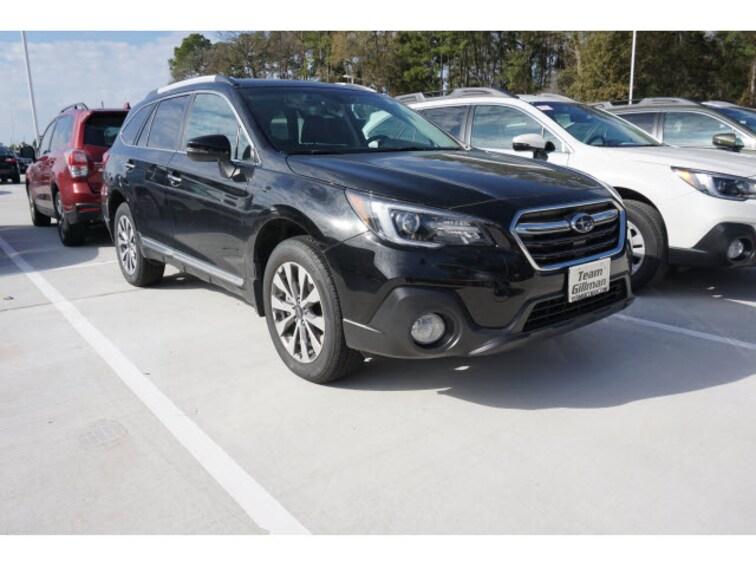 Used 2018 Subaru Outback 3.6R Touring SUV S181842A Houston