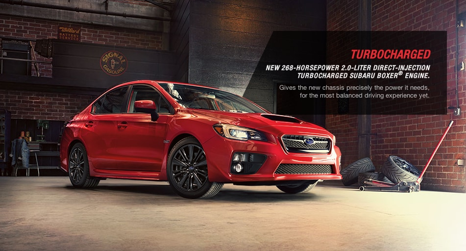 Gillman Subaru North >> 2015 Subaru WRX Preview | Team Gillman Subaru North