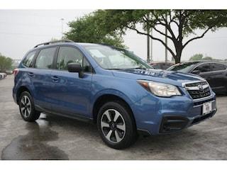 2018 Subaru Forester 2.5I SUV Houston