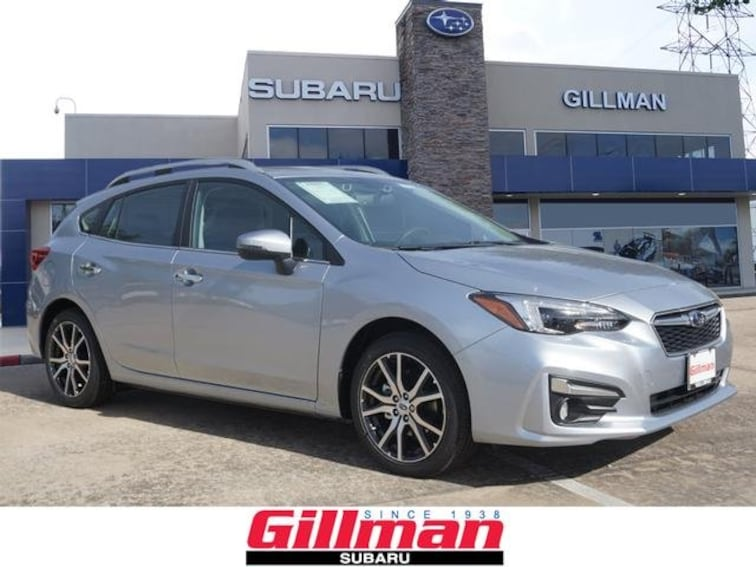 New 2019 Subaru Impreza Limited 5-door For Sale in Houston, TX