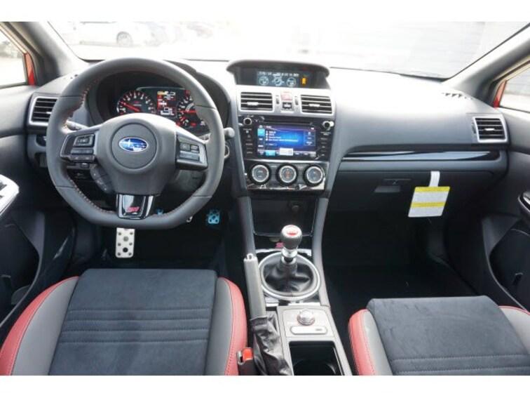 New 2019 Subaru Wrx Sti Houston Gillman Subaru Southwest Vin