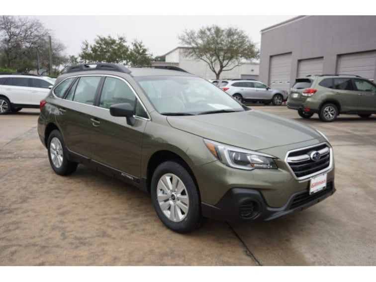 New 2019 Subaru Outback 2.5I SUV For Sale in Houston, TX