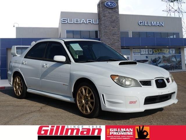 2006 Subaru Wrx Sti For Sale >> Used 2006 Subaru Impreza Wrx Sti Wrx Sti For Sale In Houston Tx Vin Jf1gd70666l501634