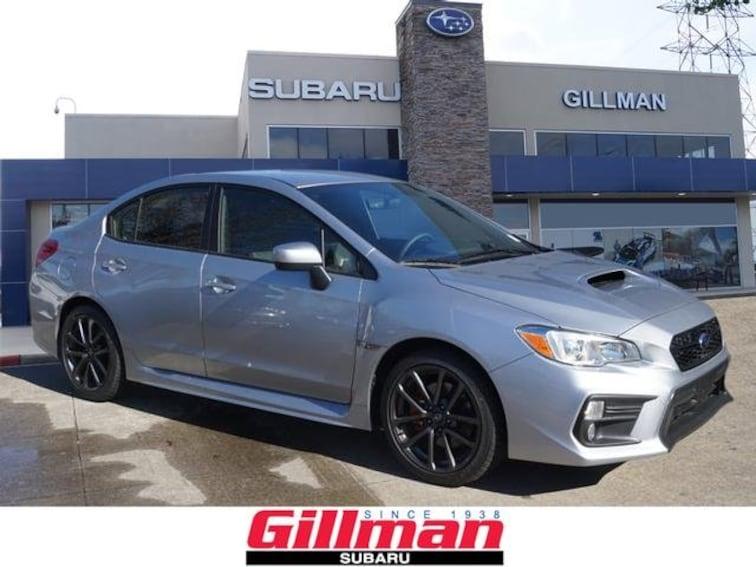 New 2019 Subaru WRX Premium Sedan For Sale in Houston, TX