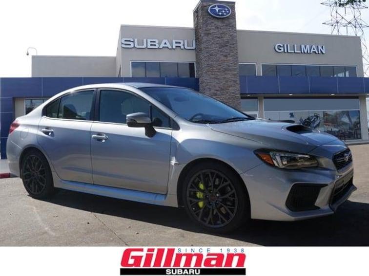 New 2019 Subaru WRX STI Sedan For Sale in Houston, TX