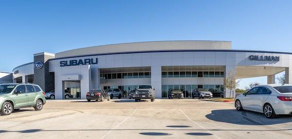Gillman Subaru Of San Antonio Directions