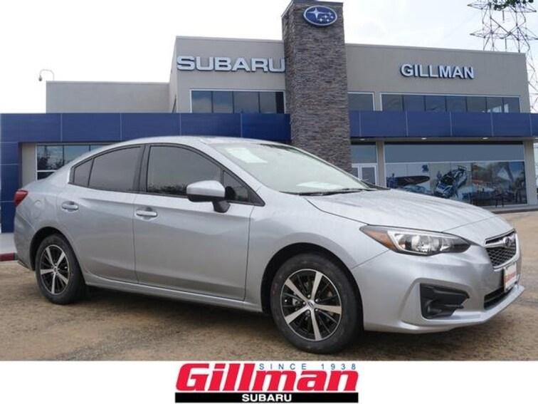 New 2019 Subaru Impreza 2.0i Premium Sedan For Sale in Houston, TX
