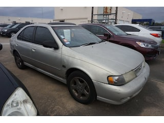 Used 1999 Nissan Sentra SSE Sedan Houston