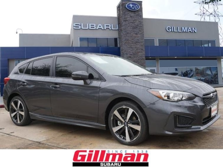 New 2019 Subaru Impreza 2.0i Sport 5-door For Sale in Houston, TX