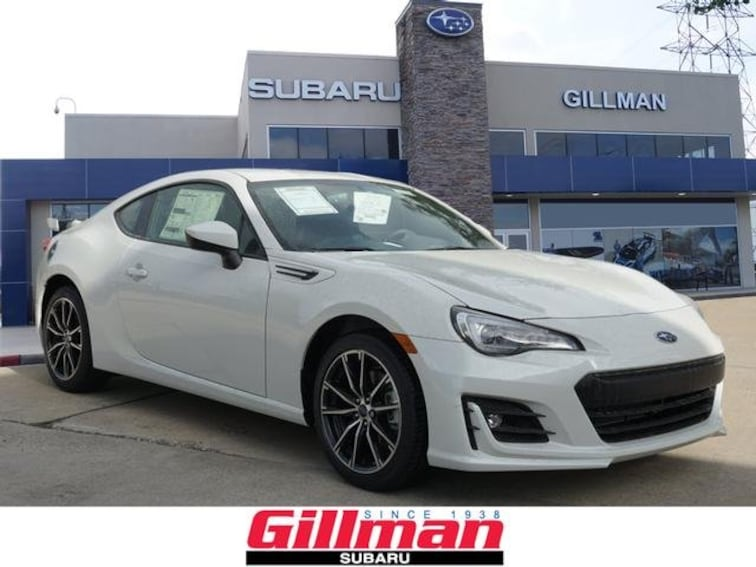 New 2018 Subaru BRZ Limited Coupe For Sale in Houston, TX