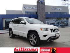 2015 Jeep Grand Cherokee LTD 2WD SUV