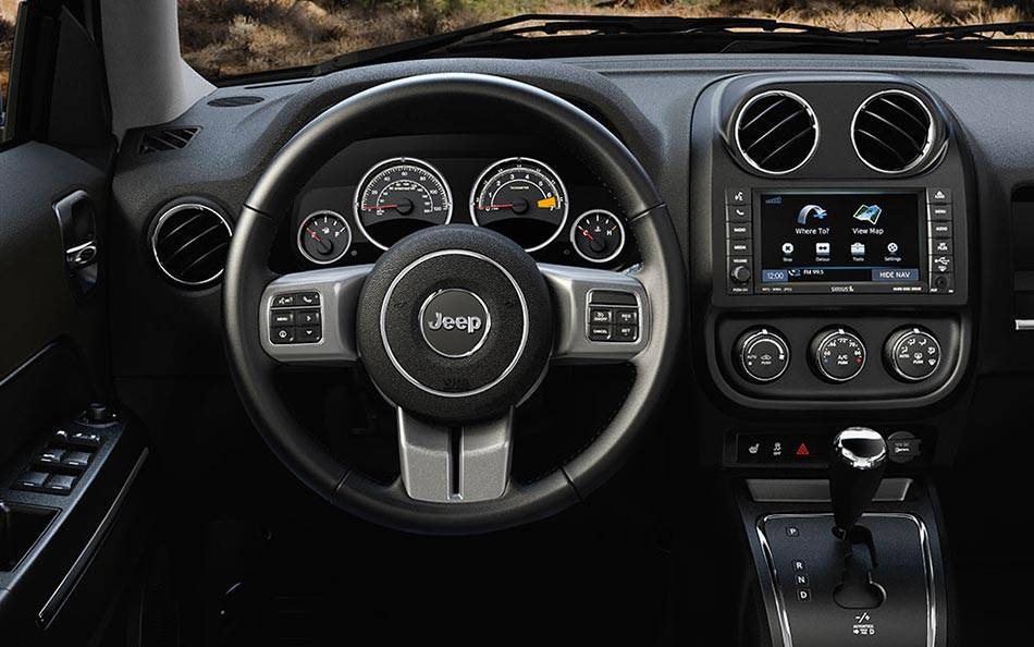 On Top Of The Features Mentioned Above, The 2015 Jeep Patriot ...