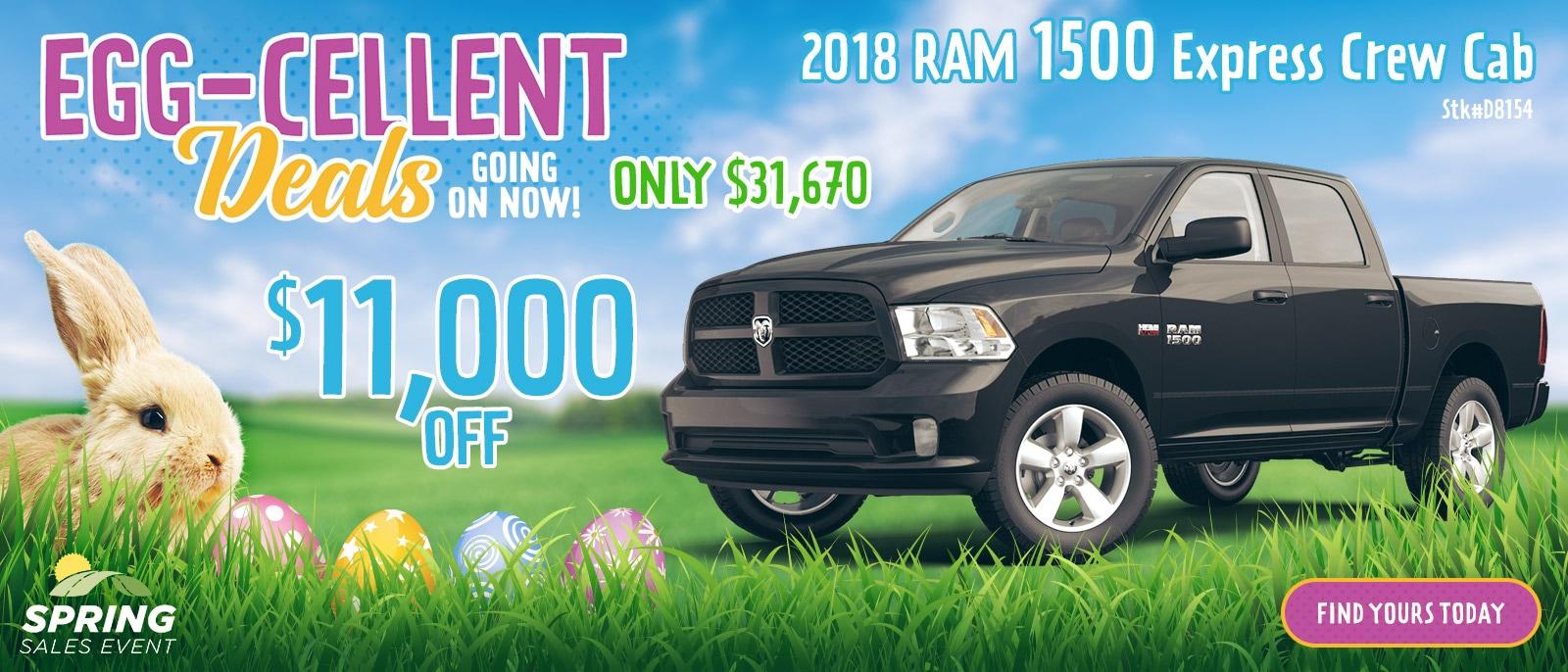 New 2018 2019 Chrysler Dodge Jeep Ram Sales Ginn Covington Ga