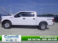 2018 Ford F-150 4WD Supercrew Truck
