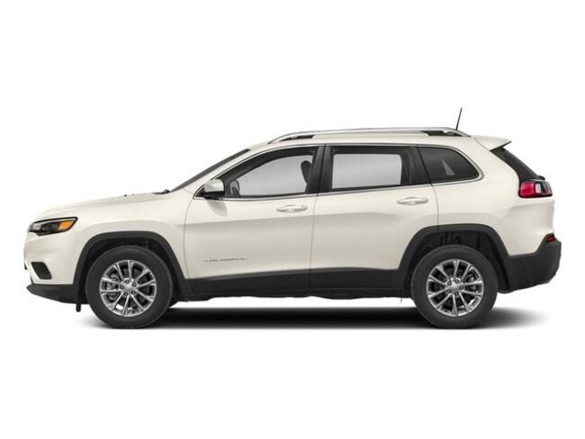 2019 Jeep Cherokee OVERLAND 4X4 Sport Utility