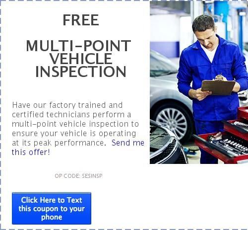 Service Specials at Glanzmann Subaru | Subaru Repair Near