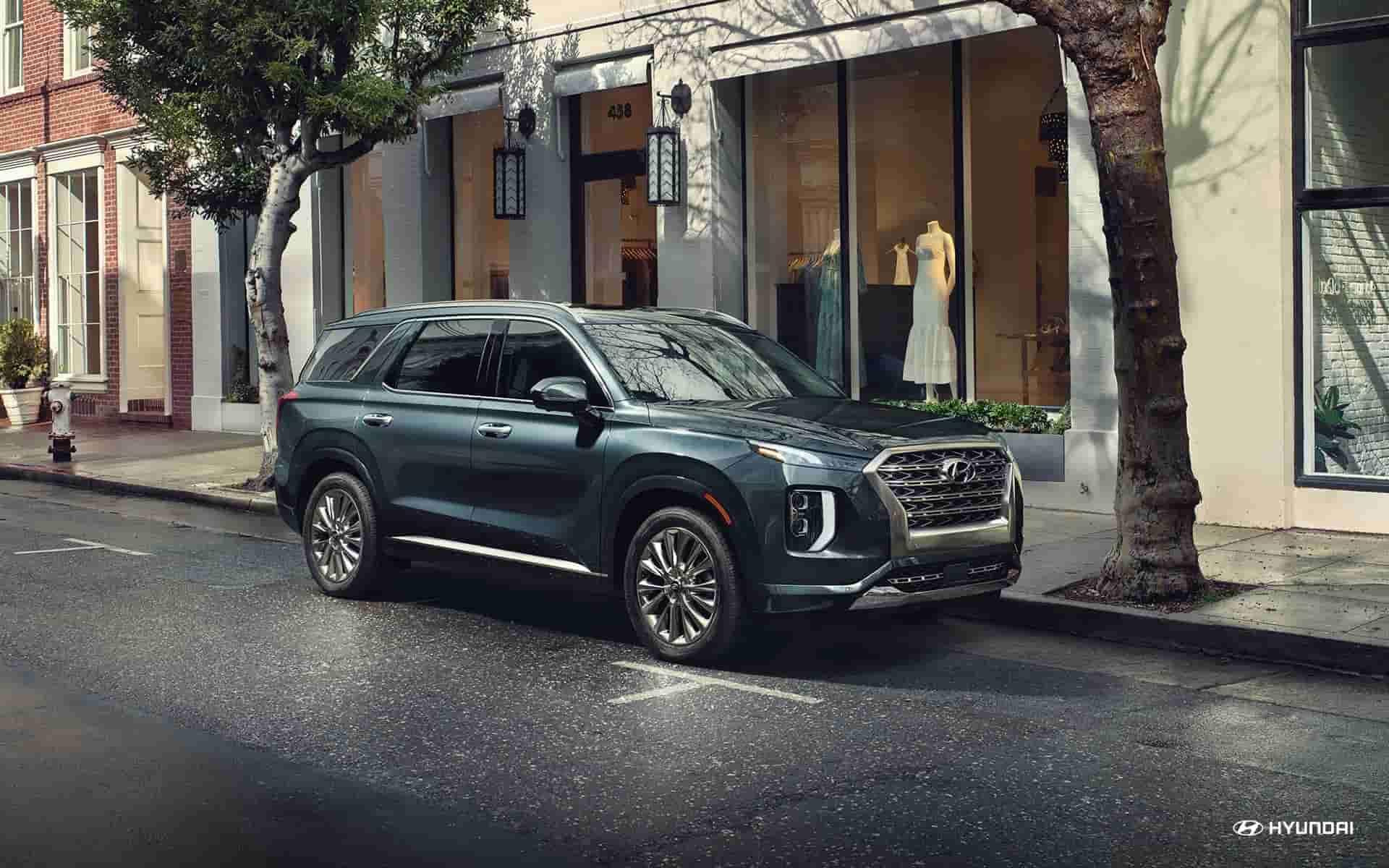 Lease the 2020 Hyundai Palisade in Southfield MI