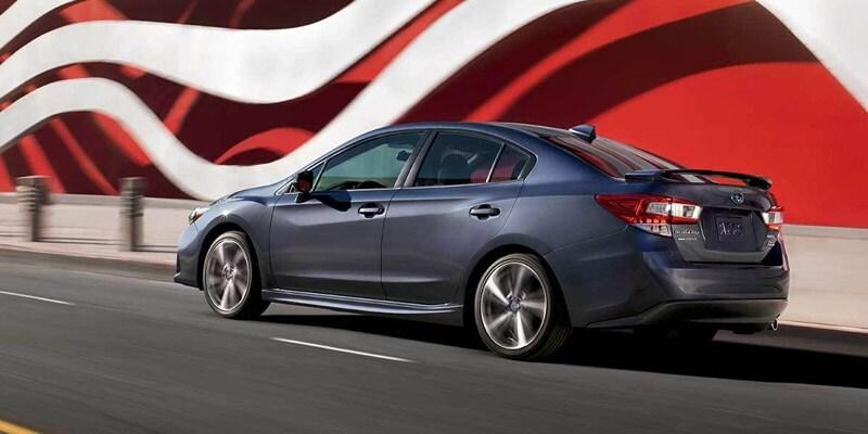The 2020 Subaru Impreza is perfect for road trips in Southfield MI