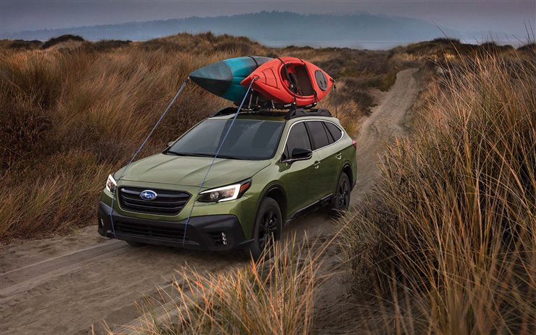 Sign up for adventure with the 2021 Subaru Outback in Southfield MI